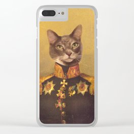 General Bity Bits Portrait Clear iPhone Case