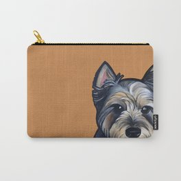 Rigoletto the cairn terrier Carry-All Pouch