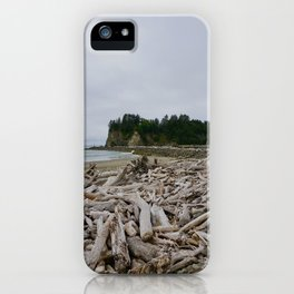 La Push Beach iPhone Case