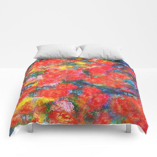 Le Quattro Stagioni - Primavera Comforters