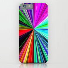 color burst iPhone 6s Slim Case