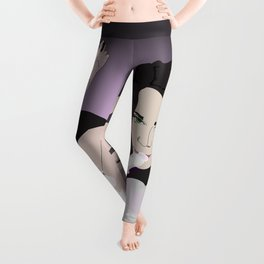 Vape Queen Leggings
