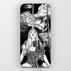 asc 706 - Le mystère Mang (The Mang mystery) iPhone & iPod Skin