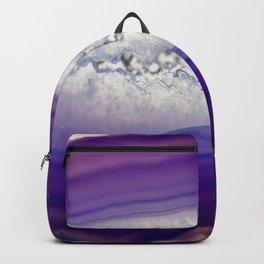 Purple Agate Backpack