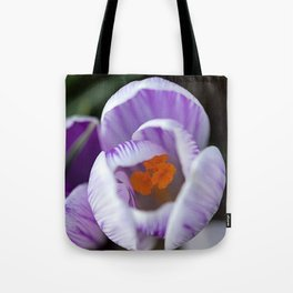 The flower within the flower Tote Bag