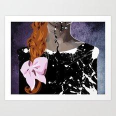 it's inside of me Art Print