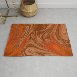 Neutrals Abstract Rug