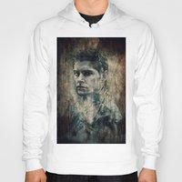 dean winchester Hoodies featuring Dean Winchester by Sirenphotos
