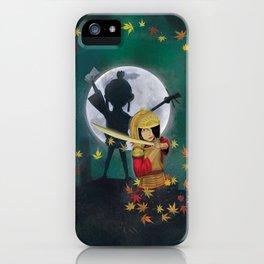 Kubo digital painting iPhone Case