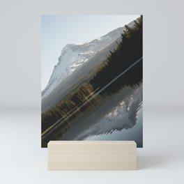 Mountain Slide Mini Art Print