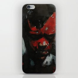 Ember iPhone Skin