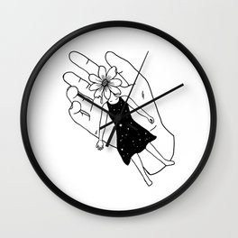 I Fell for You, and It Killed Me Wall Clock