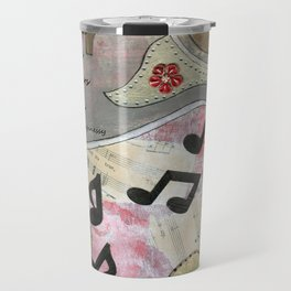 Nod to Nashville Travel Mug