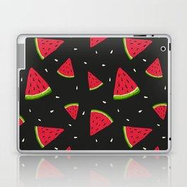 Watermelons in tha dark Laptop & iPad Skin