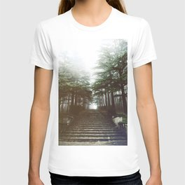 I will follow you into the dark. T-shirt