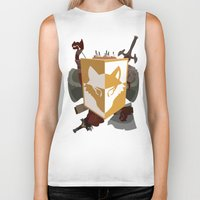 kit king Biker Tanks featuring Adventurer's kit by Armored Collective