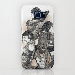 Built as Warriors iPhone Case