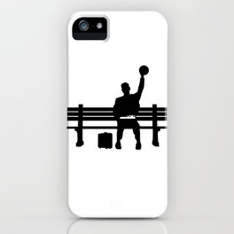 #TheJumpmanSeries, Gump iPhone Case