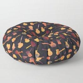 Hot Kenyan coffee Floor Pillow