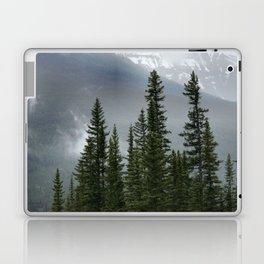 Misty Mountain Top Laptop & iPad Skin