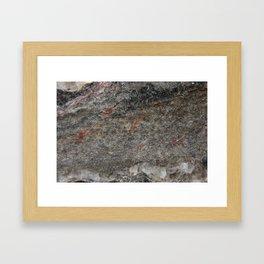 Abstract Serpentine Framed Art Print