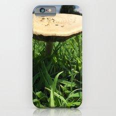 Mushroom in Field iPhone 6s Slim Case