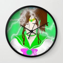 Sailor Jupiter/Makoto Kino Wall Clock