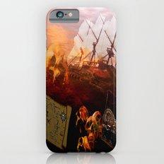 Pirates Slim Case iPhone 6s
