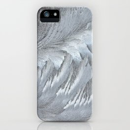 Frosty Surf iPhone Case