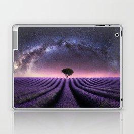 Lavender Night Laptop & iPad Skin