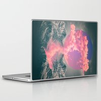 soul Laptop & iPad Skins featuring Ruptured Soul  by soaring anchor designs