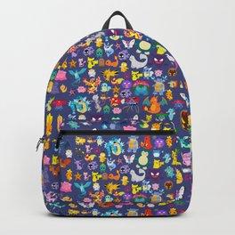 Pocket Collection 3 Backpack