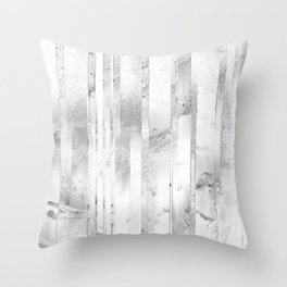 Absence V Throw Pillow