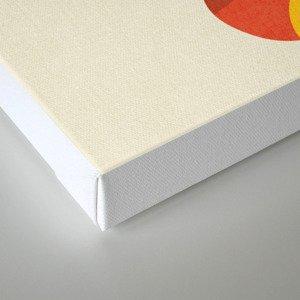 Totem - balanced pebbles Canvas Print
