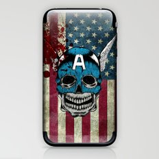 Captain-A iPhone & iPod Skin