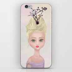 Spring Queen iPhone & iPod Skin