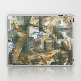 Georges Braque The Portugese Laptop & iPad Skin