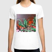 fern T-shirts featuring Fern by Brittany Ketcham
