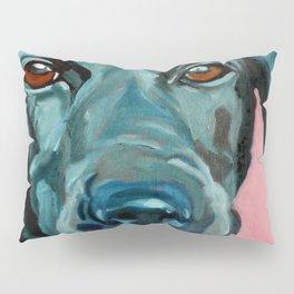 Black Labrador Polly Pillow Sham