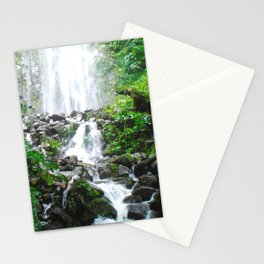 Rushing by Stationery Cards
