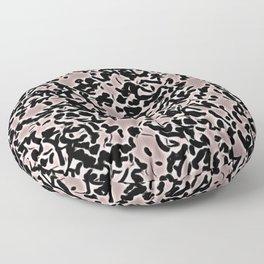 Paint Marks Floor Pillow