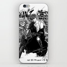 Kai Tempo iPhone Skin