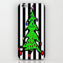 Christmas Tree   I Love Christmas iPhone Skin