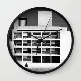 Architecture of Impossible_Como Le Corbusier Wall Clock