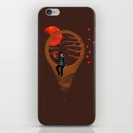 Here Am I iPhone Skin