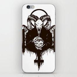 Satan iPhone Skin