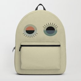 day eye night eye Backpack