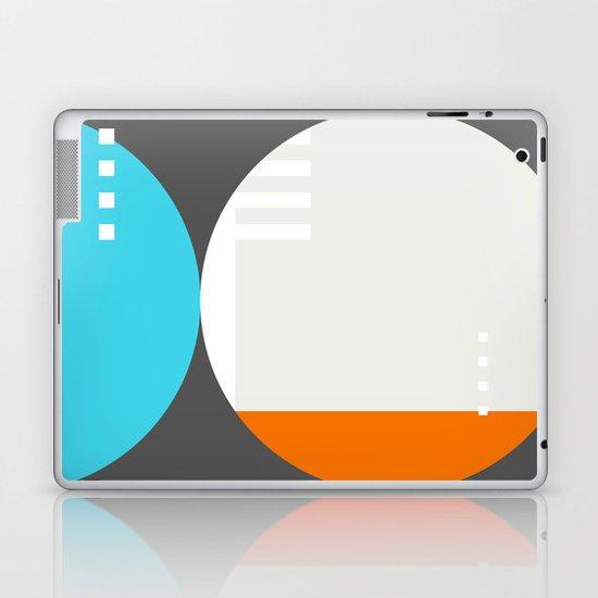 Spot Slice 01 Laptop & iPad Skin