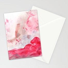Strawberry paradise Stationery Cards