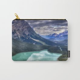 Peyto Lake - Banff National Park Carry-All Pouch